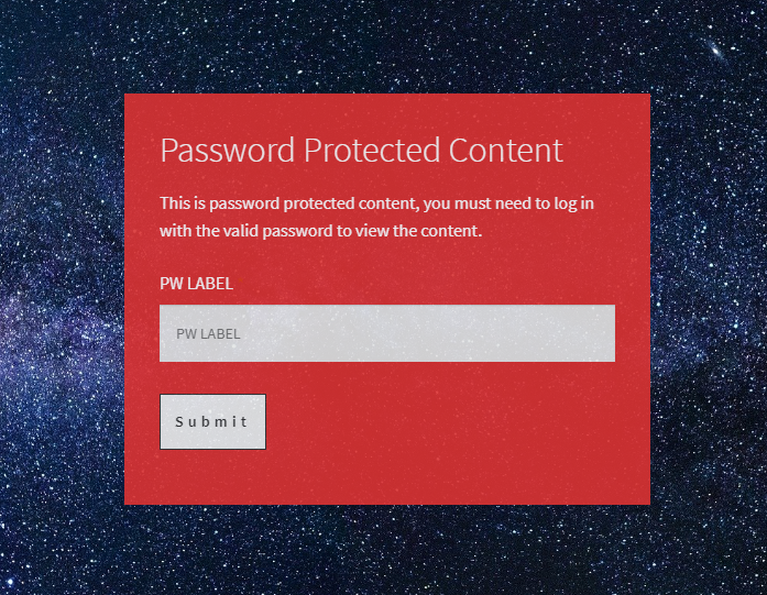 Password Protected Categories, Products & Pages Plugin For WooCommerce